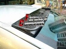 CARBON FIBER 2002-2008 7-SERIES E65 E66 REAR WING WINDOW ROOF SPOILER