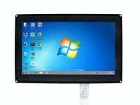 Raspberry Pi 10 1 Inch 1024x600 Capacitive Touch Screen LCD Support Multi Mini PCs Multi Systems