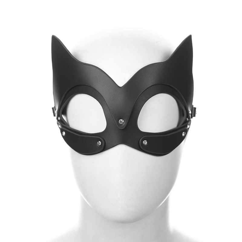 Buy Leather Catwoman Mask And Get Free Shipping On AliExpress