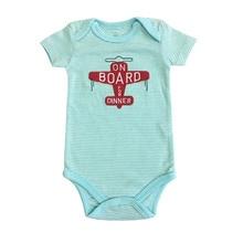 Baby Bodysuit Newborn Print Body Suit Fashion Summer Children Girl Boy short Sleeve Toddler Jumpers Infant