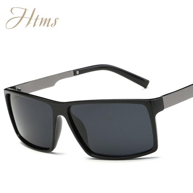 fish Männer Aluminium Magnesium polarisierte Sonnenbrille UV 400 Schutz Brillen Anti-UV Outdoor-Driving Sun Glasses Tap1tgh5HY