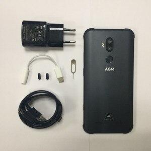 "Image 3 - מקורי AGM X3 Smartphone 8 GB 128 GB אנדרואיד 8.1 Snapdragon 845 5.99 ""אחורי 12MP + 24MP מול 20MP מצלמה טביעות אצבע NFC נייד"