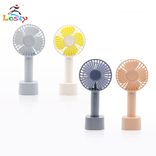 Handheld small electric fan mini rechargeable portable student office desktop hand holding usb 3 speed fan creative electric fan mini student hostel usb convenient carry it small fan rechargeable mute bed strong comfortable soft