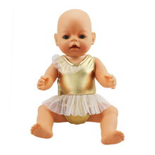 18-inch Doll dress-Bikini Outfit for My little Baby doll-18/43-46cm life/americn doll Clothes Cute Accessories fit Girl Gift