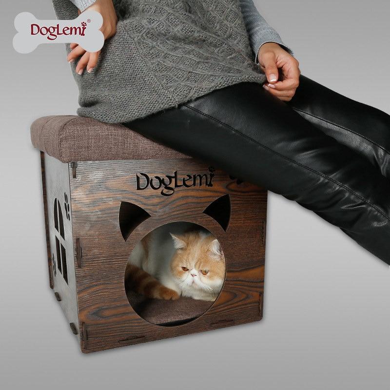 small-pets-cat-dog-bed-warming-house-soft-easy-folded-creative-stool-small-cats-sleeping-bed-pet-dog-supplies-cama-para-gato-fs