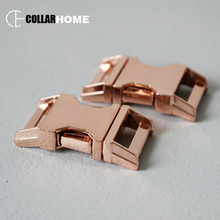 Release buckles for dog collars 20mm manufactures snap hook DIY backpack pet supplies zinc alloy metal belt buckle free shipping