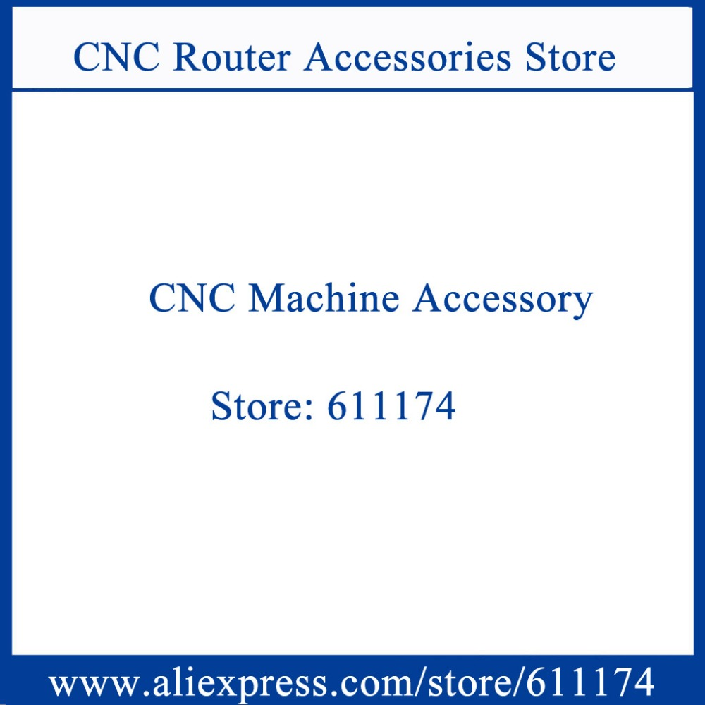 CNC Machine Accessories Parts