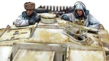 1:35       World War II German tank crews winter  (2 figures)