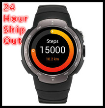 Zeblaze Blitz Smart Watch MTK6580 Quad Core Heart Android 5.1 Rate 1.33″ 360*360px 480mAh Battery Wrist Band SmartWatch pk lem3