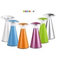 BECOSTAR Led Mushroom Touch Switch Night Light Reading Lamp Powered Baby Children Novelty Table Lamp