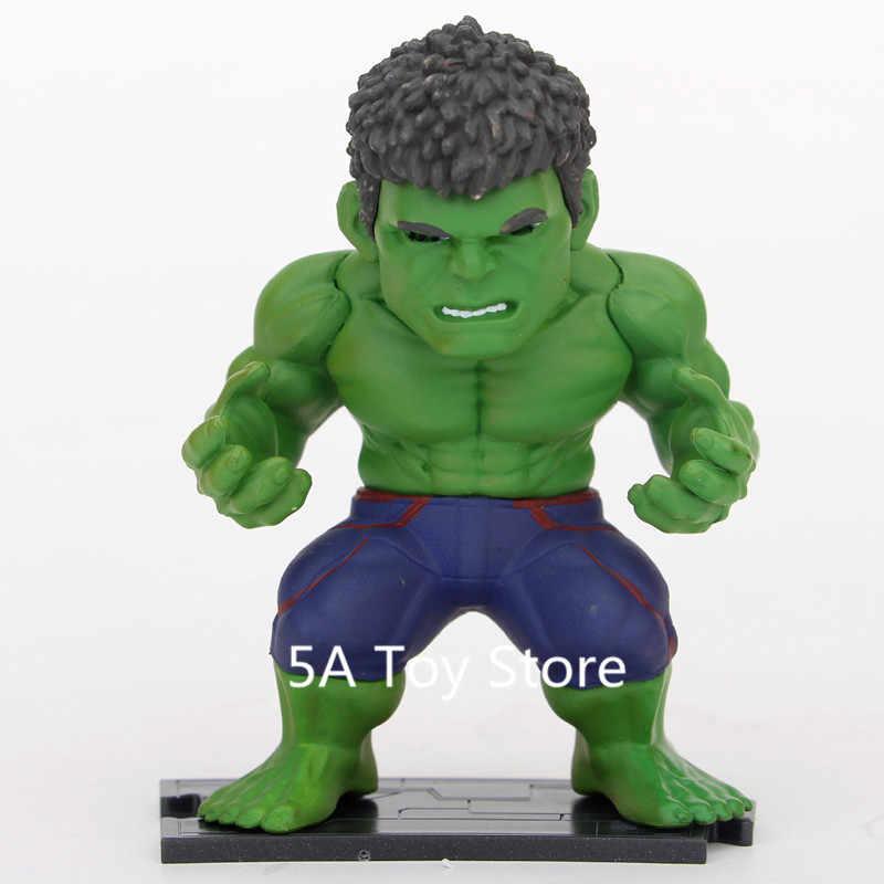 Vingadores homem De Ferro Hulk Thor Capitão Thanos Maravilha Veneno Hulkbuster Endgame PVC Action Figure Brinquedos Bonecas para o Miúdo