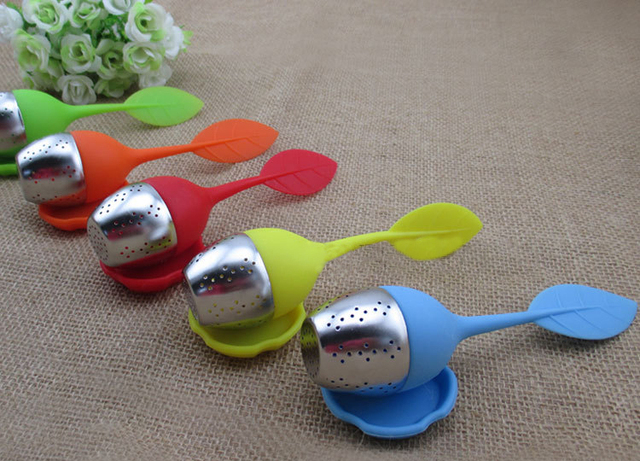 Coffee and Tea Infuser silicone kitchen utensils set
