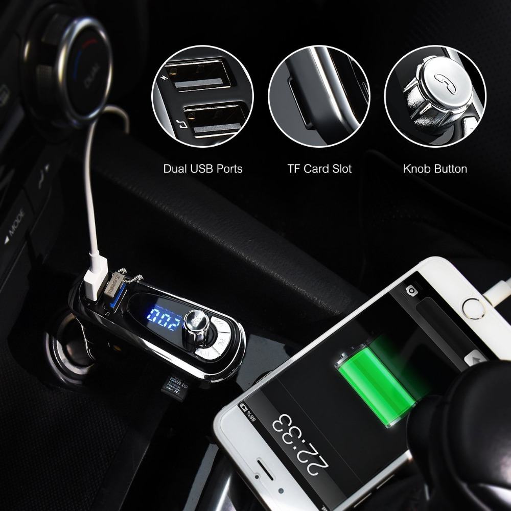 Dual ipod charger user manual array fm transmitter hands free car kit charger mp3 player dual usb for rh aliexpress fandeluxe Gallery