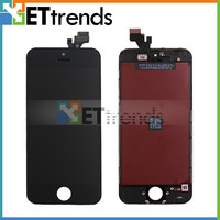 100 Original Replacement LCD Display Touch Digitizer Screen Assembly Complete For IPhone 5C B Quality