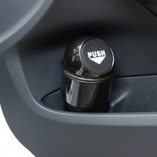 Samochodowy mini kosz na śmieci
