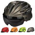 85 г/л высокая плотность EPS очки + поля multifunctio велосипедный шлем MTB велосипедный спортивный шлем горный велосипед Brim Cascos Ciclismo