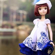 Китайская кукла Kurhn для девочек, игрушки Kurhn, 7-я годовщина Кукла#1122, игрушки для девочек, детские куклы и аксессуары для хобби