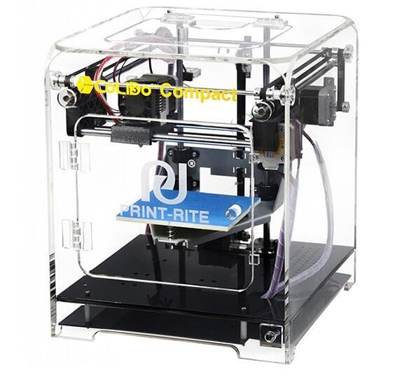 3d printer high precision student Maker education quasi-industrial grade household large size transparent 3D printing supplies c