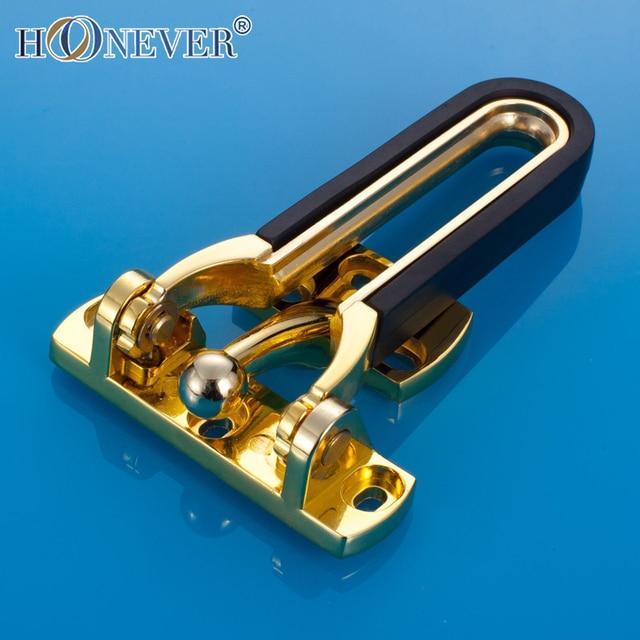Door Security Latch For Hotel Room Window Home Hardware Slide Catch Lock  Thicken Doors Bolt Buckle