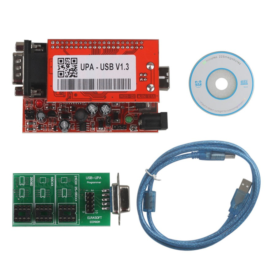 ФОТО Promotion Price for New UPA USB Programmer for 2013 Version Main Unit for Sale free Shipping