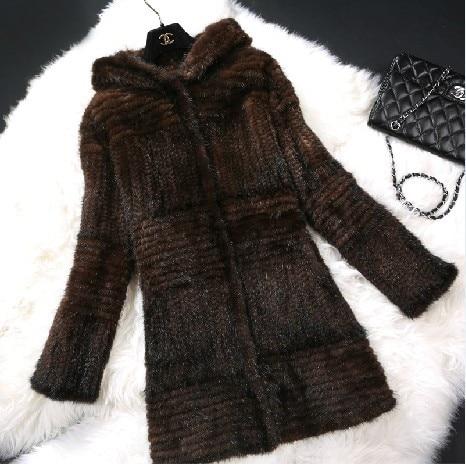 Popular Mink Coat Knit-Buy Cheap Mink Coat Knit lots from China ...