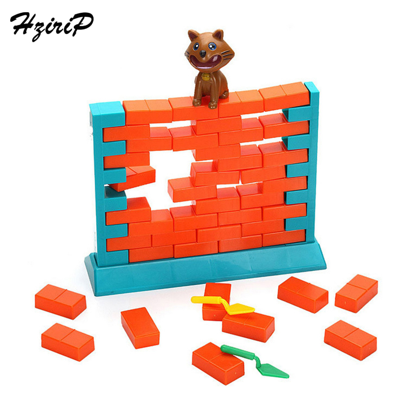 HziriP Creative Wall Destroy Game Educational Toys Wall Board Game Cube Intelligent Interactive Play Game With Families For Kids
