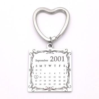 Calendar Keychains