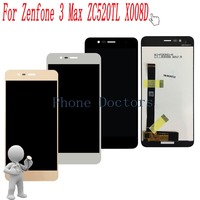 5 2 Inch Full LCD DIsplay Touch Screen Digitizer Assembly For Asus Zenfone 3 Max ZC520TL