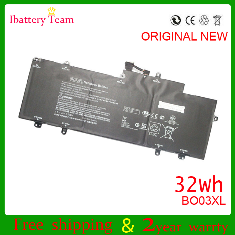 New BO03XL Battery For HP Hp Chromebook 14-X 14-X013DX 14-X015W 14-X015WM 14-x010nr 14-Z SERIES HSTNN-IB6P HSTNN-IB6C