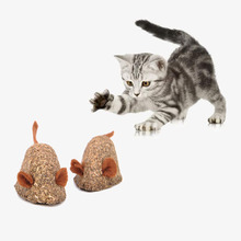 Pet Cat Natural Catnip Treat Ball Favor Home Chasing Toys Healthy Safe Edible Treating Drop Funny Mouse Toy D40