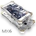 Meizu MX6 5 4 3 Pro Phone Case Саймон Тор Серии ЖЕЛЕЗНЫЙ ЧЕЛОВЕК металлический Алюминиевый Корпус Обложка Для MeiLan Note5 4 3 2 1 E Макс металла