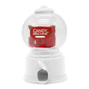 Image 3 - かわいいクリエイティブ甘いミニキャンディマシン貯金箱子供のおもちゃガールフレンドいとうギフト砂糖ディスペンサーボトル8.5x14cm