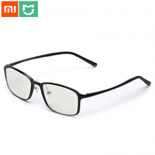 Original Xiaomi Mijia TS Anti-blue-rays Glass Goggles Anti-Blue Glass UV Eye Protector For Man Woman Play Computer/Game Glasses original xiaomi mijia turok steinhardt ts nylon polarized stainless sunglasses colorful retro 100% uv proof for travel man woman