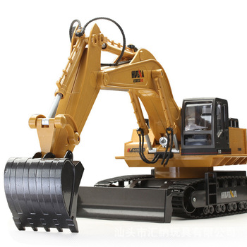 Children Toys 15 Channels Alloy Remote Control Motor-driven Excavating Machinery Child Toys Birthday Gift without original box скуби ду лего
