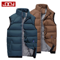 2016 male new winter menswear leisure vest Collar fashion vest