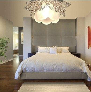 US $12.82 26% OFF|3 watt led beleuchtung kronleuchter lampe für für  wohnzimmer home moderne flur licht decke kristall lampen led panel 220 240  V ...