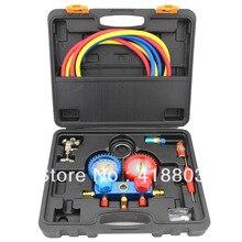 Kälte Tools von Prüfarmatur für Klimaanlage für R134A R404A R22 R410A