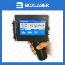 цена на Wuhan hot sale portable inkjet printer Industrial inkjet hand printer