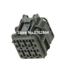16 pin Автомобильный водонепроницаемый соединитель квадратный