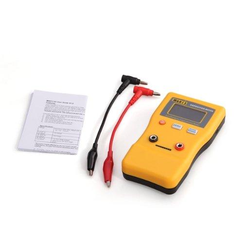 LHLL- CAPACIMETRO DIGITALE TESTER CAPACITA MISURATORE 5 CIFRE jfbl 2x capacimetro digitale tester capacita misuratore 5 cifre
