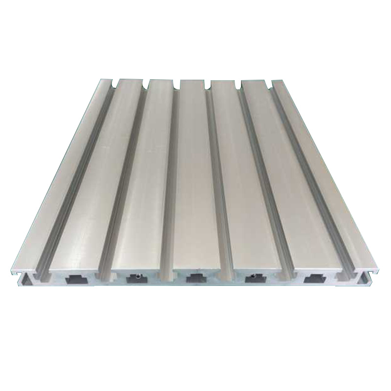 <font><b>20240</b></font> aluminum extrusion profile length 600mm 625mm industrial aluminum profile workbench 1pcs image