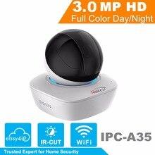 IP Camera Indoor DaHua WiFi Camera IPC-A35 OEM 3MP Wireless IP Camera 16x Wi-Fi Network PT Camera Built-in Speaker & SD