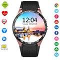 Quad-Core SmartWatch Android 5.1 Smart Watch WCDMA Wifi GPS Карта Умный Наручные Часы С Камерой Музыка Сердечного Ритма Для Мужчин/женщины