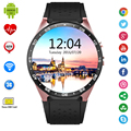 Quad-Core SmartWatch Android 5.1 Smart Watch WCDMA Wifi GPS Map Intelligent Wristwatch With Camera Music Heartrate For Men/Women