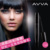AVVA fin alongamento mascara/3D Fibra Cílios Rímel À Prova D' Água anti corona Lash Curling Mascara Volume Expresso Maquiagem 10 ml