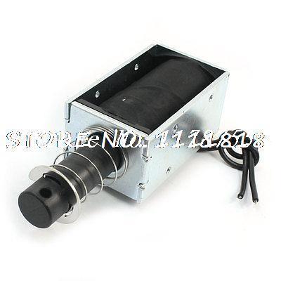 Pull Push 5mm 1400g 10mm 800g Actuator Solenoid Electromagnet DC 12V  цены
