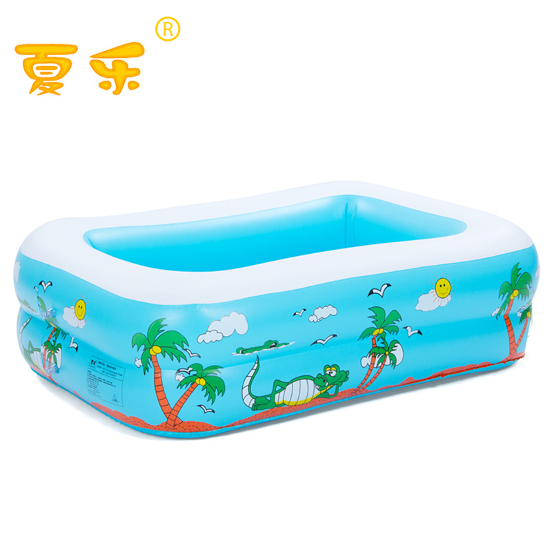 Outdoor Portable Chidren Basin Bathtub Swimming Pool Summer Inflatable Paddling Children