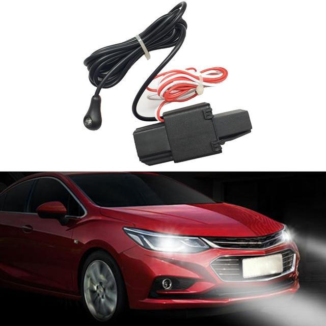 Auto faros interruptor sensor de faro módulo de control para Chevrolet Cruze Malibú Aveo para Opel Astra j 2012, 2014, 2015 2018