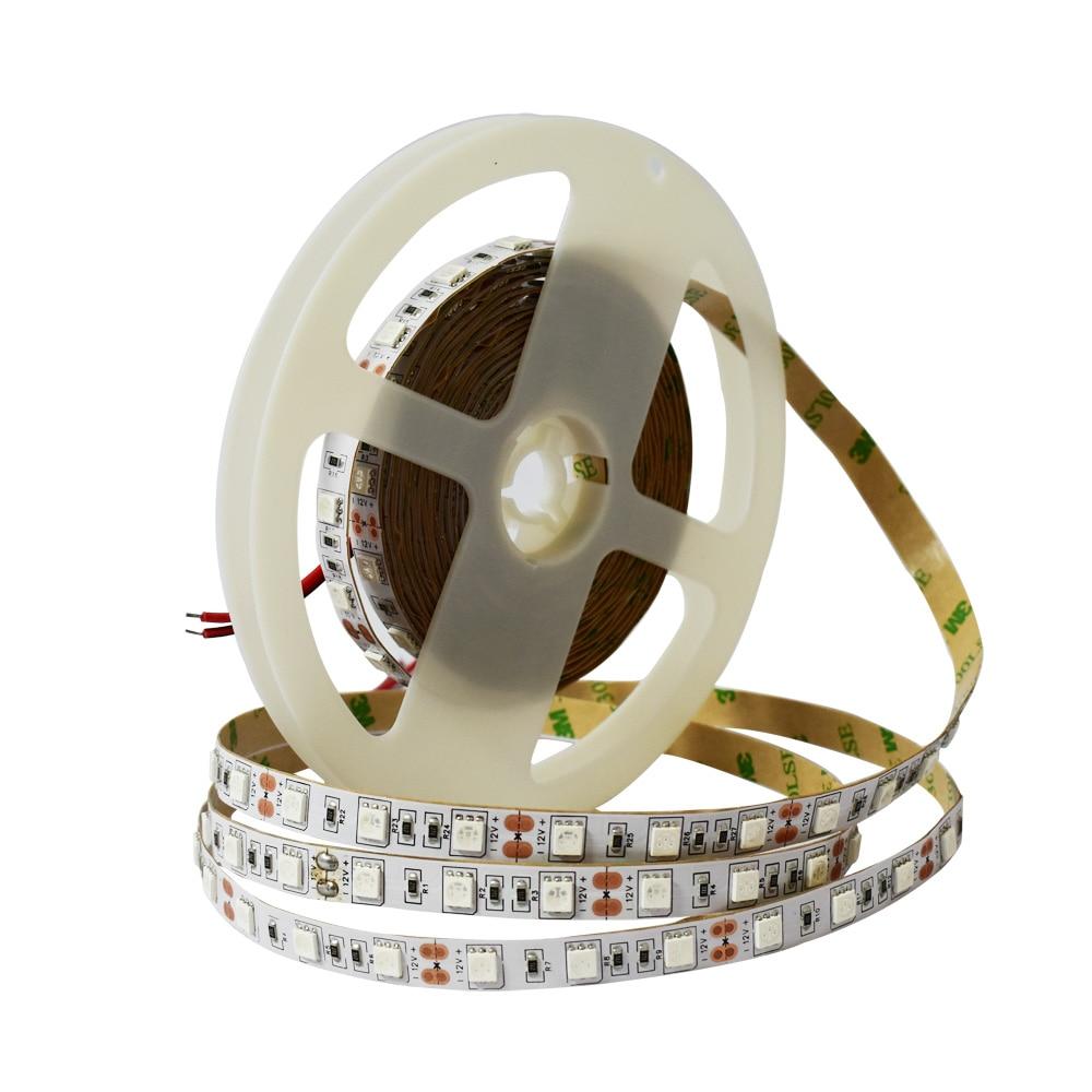 LED Φωτιστικά Φωτισμού 5050 LED Λάμπα 5m / - Φωτισμός LED - Φωτογραφία 2