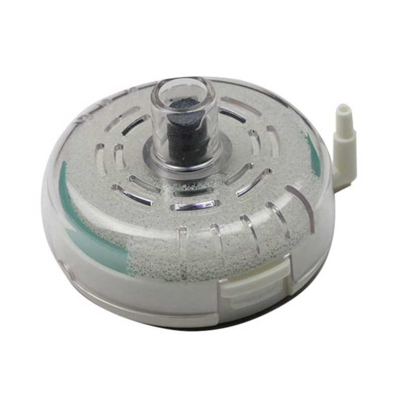 Micro filtro de bomba de acuario Mini bomba de aire potenciador de bombeo de alta eficiencia filtración de impurezas aumento de instrumento de oxígeno